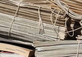 Zbiranje starega papirja