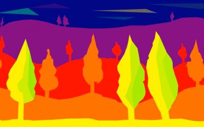 Barvna perspektiva